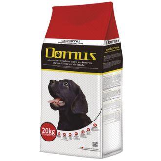 Domus Cachorros - 20kg Piensos Galacer